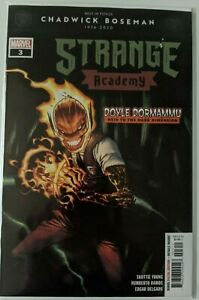 STRANGE-ACADEMY-3-Ramos-Cover-First-1st-Print-HOT-Marvel-Comics