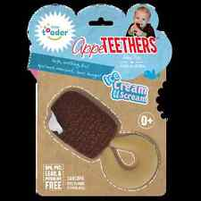 Appeteether Ice Cream U Scream  baby Teether Paleta de helado bebe dientes