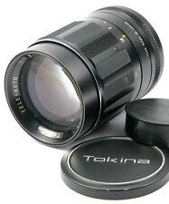 Tokina Tele-Auto 135mm 1:2,8 für Minolta MD/MC Teleobjektiv Portrait Tele