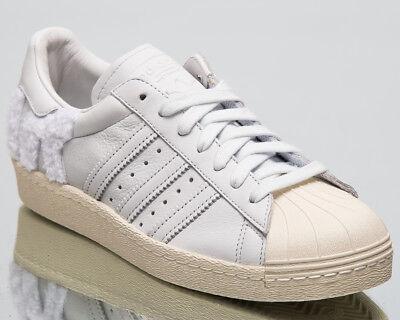 Adidas Original Superstar 80s Jahre Herren Lifestyle Schuhe Kristall Weiße | eBay