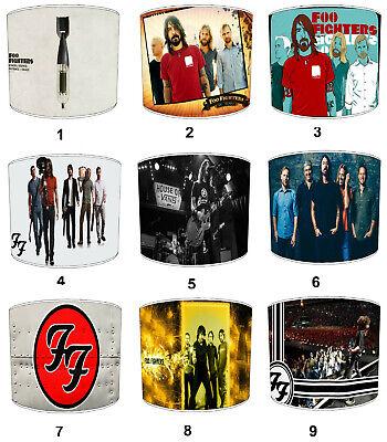 Foo Fighters Designs Paralumi, Ideale Per Abbinare Foo Fighters Cuscini & Copre.-