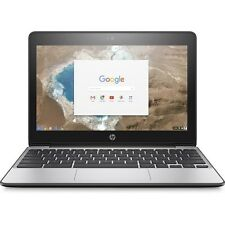 "New HP Chromebook 11-G5 11.6"" 1.6GHz 16GB/SSD 2GB Chrome OS Notebook Laptop PC"