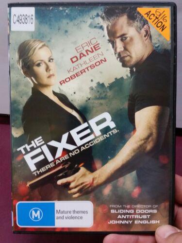 1 of 1 - The Fixer ex-rental region 4 DVD (2015 Eric Dane action mini series)