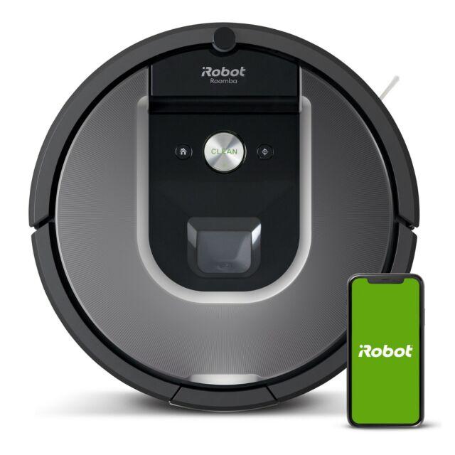iRobot Roomba 960 Vacuum Cleaning Robot - Manufacturer Certified Refurbished!