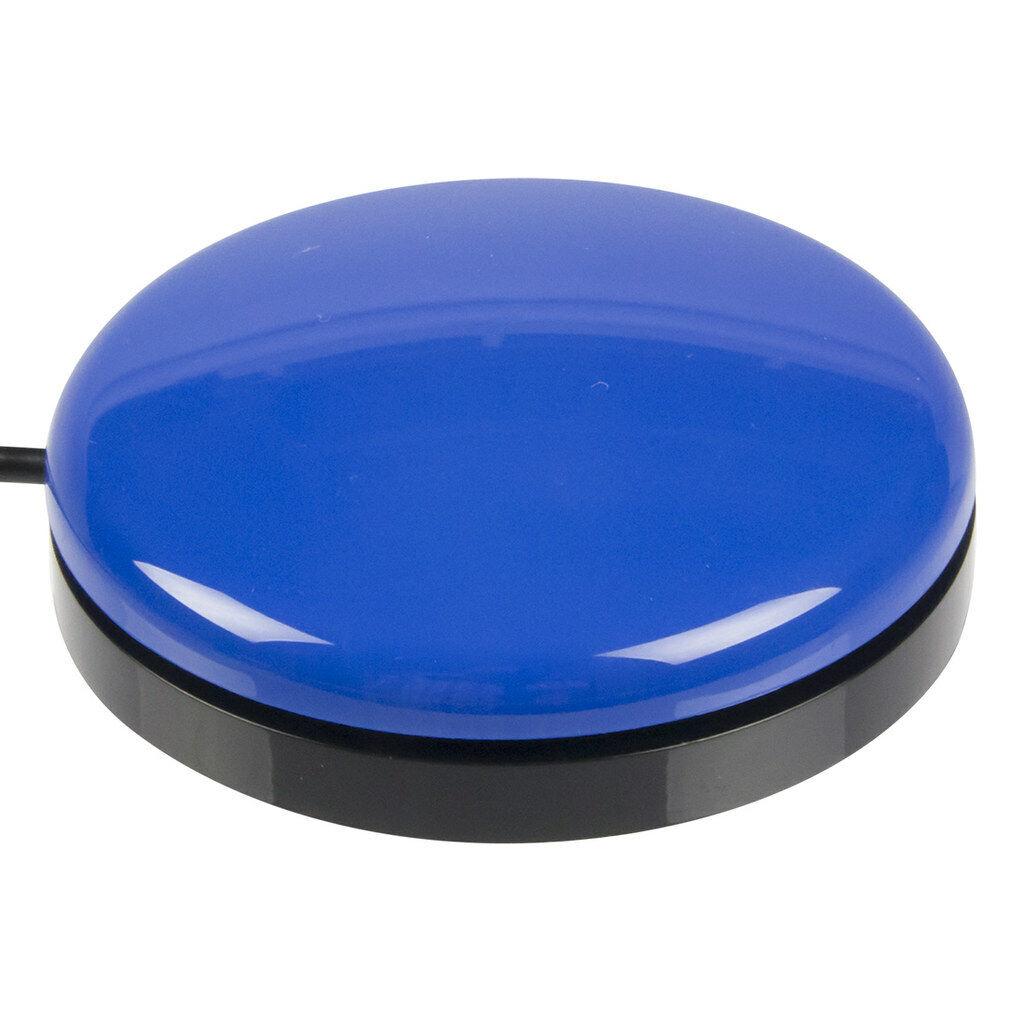 Envíos y devoluciones gratis. Ablenet 57600 Buddy botón azuljay Azul para para para su uso con Teclas X-interfaz de conmutador  la mejor selección de