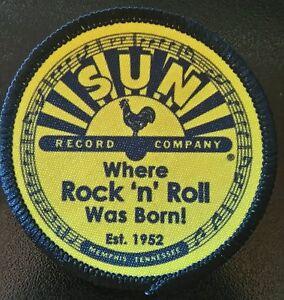 SUN-RECORDS-Patch-parche-rock-n-roll-elvis-presley-johnny-cash-tennesse