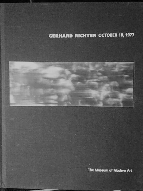Gerhard Richter: October 18, 1977. Robert Storr MoMa 2000 Wie neu