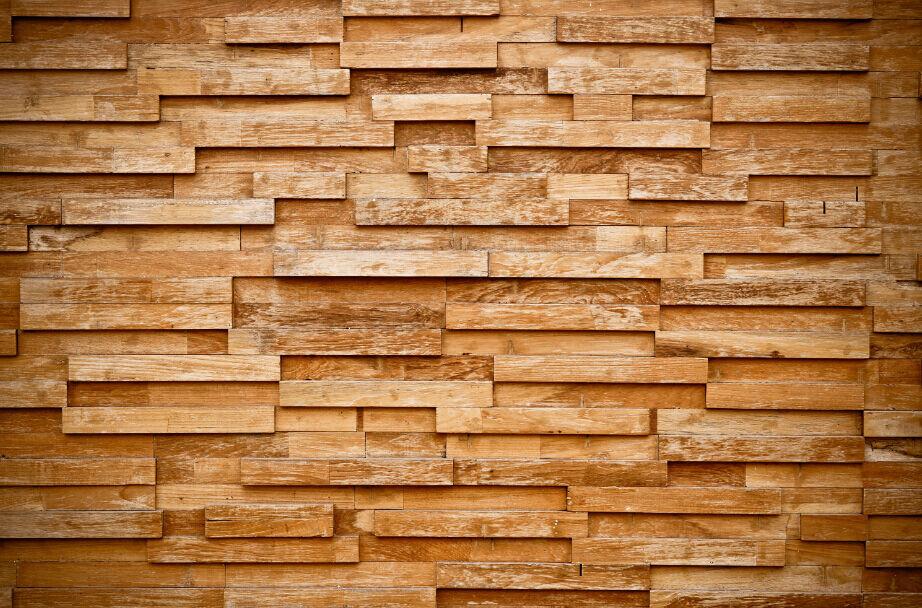 3D Classic Wood Slats 7 Wall Paper Wall Print Decal Wall Deco Wall Indoor Murals