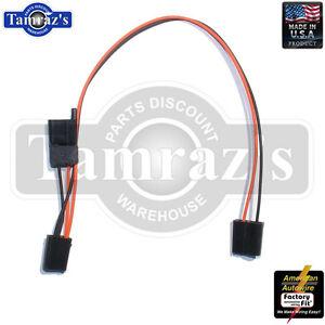 image is loading 70-79-camaro-dash-mounted-clock-wiring-harness