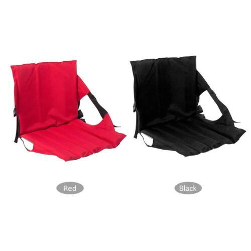 Multifunctional Outdoor Cushion With Backrest Folding Seat Cushion