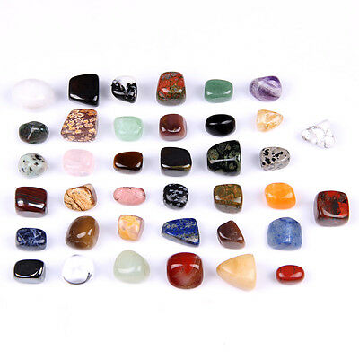 "Natural Tumbled Stones Inspiration Large 1"" Reiki Crystals Healing Sold by 1pcs"
