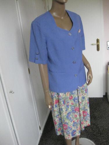 combinazione 42 Gonna Costume lana blusa di vergine Gr 44 Hahn Peter Yq4Fwt7
