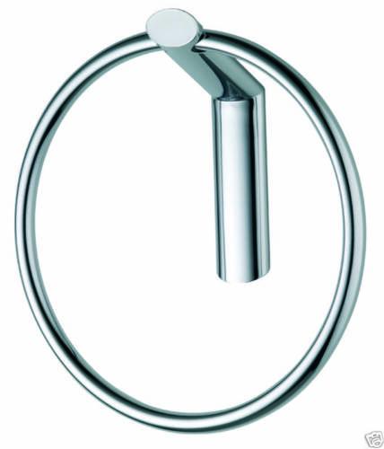 Chrome 70/% OFF RRP Bristan John Sydney Aqueous Quality Chrome Towel Ring