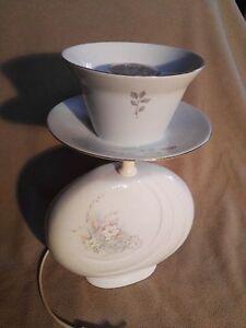 Cappuccino Bone China Porzellan Tassenlampe Deckenleuchte