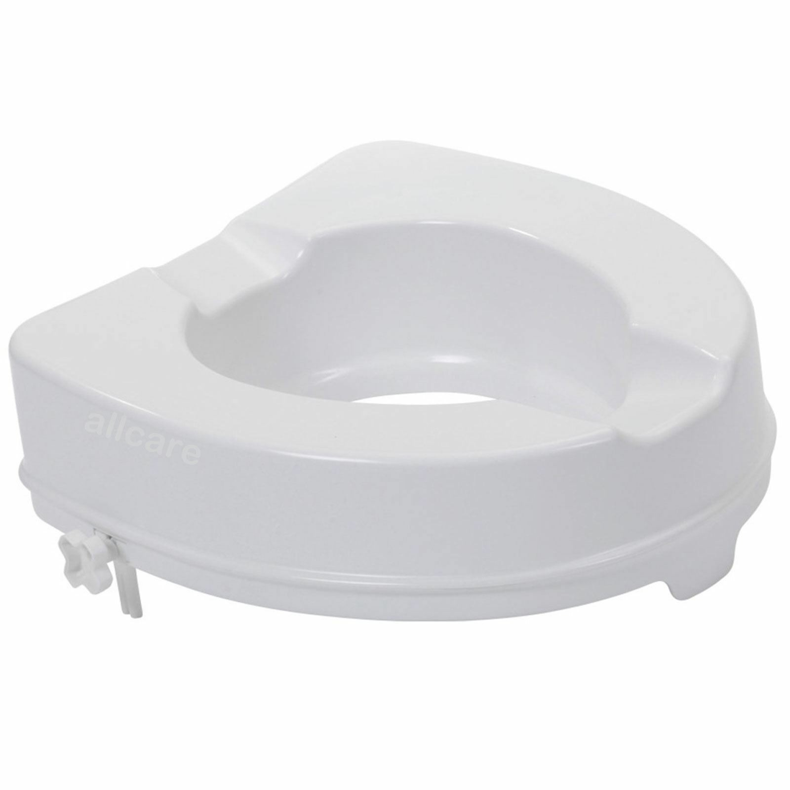 Wondrous Drive Medical 12062 2 Inch Raised Toilet Seat Without Lid Pdpeps Interior Chair Design Pdpepsorg