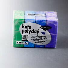 Kato PolyClay Cool Colors