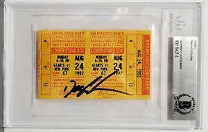 DWIGHT-GOODEN-Signed-1992-Ticket-Stub-034-NEW-YORK-METS-034-BAS-SLABBED-00011643718