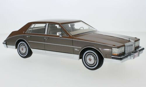 1980 Cadillac Seville Copper Brown metallic by BoS Models LE of 204 1 18 New