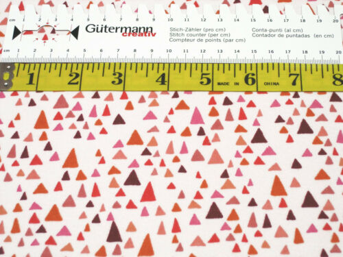 Robert Kaufman Jersey Interlock in the Bloom Knit AVW 15291-106 Blossom 0,5m