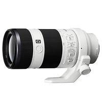 Sony Fe 70-200mm F/4 Oss Full Frame E-mount W/free Hoya Nxt Uv Filter