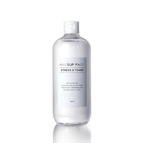 [NAKEUP FACE] Stress 0 Zero Toner 500ml