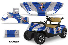 AMR Racing EZ Go Freedom RXV Golf Cart Graphic Kit Sticker Wrap Decal EZGO TBOMB