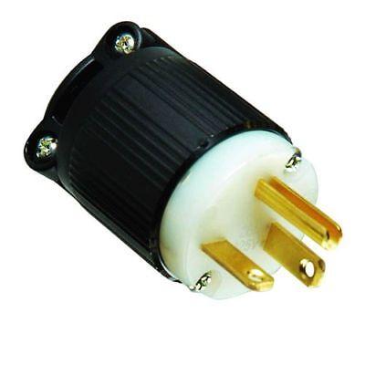 NEMA L5-20P 20A 125V//250V Plug Rewirable DIY Nema L5-20P plug