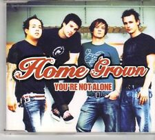 (EX113) Home Grown, You're Not Alone - 2003 CD