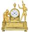 miniature 1 - PENDULE MATELOT. Kaminuhr Empire clock bronze horloge antique cartel uhren