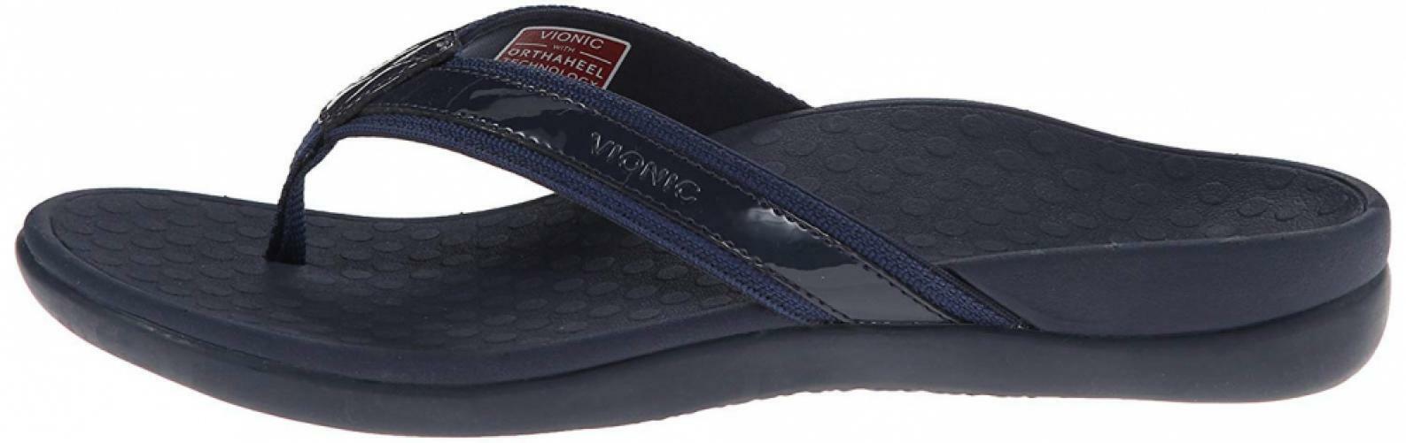 Vionic Vionic Vionic Women's Tide II Toe Post Sandal 4501ef