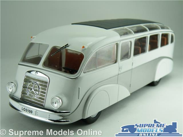 MERCEDES BENZ LO3100 GERMANY 1939 MODEL BUS 1 43 SCALE IXO STROMLIMEN K8