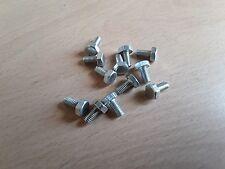3/16 X 3/8 Bsf cabeza hexagonal conjunto Tornillo Perno Qty 12