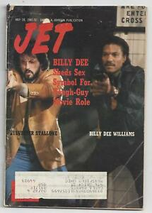 Jet Magazine May 28 1981 Billy Dee Williams Cover