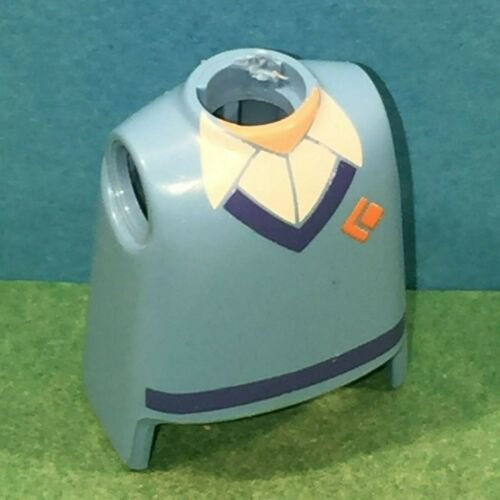 torse homme Playmobil ref 320