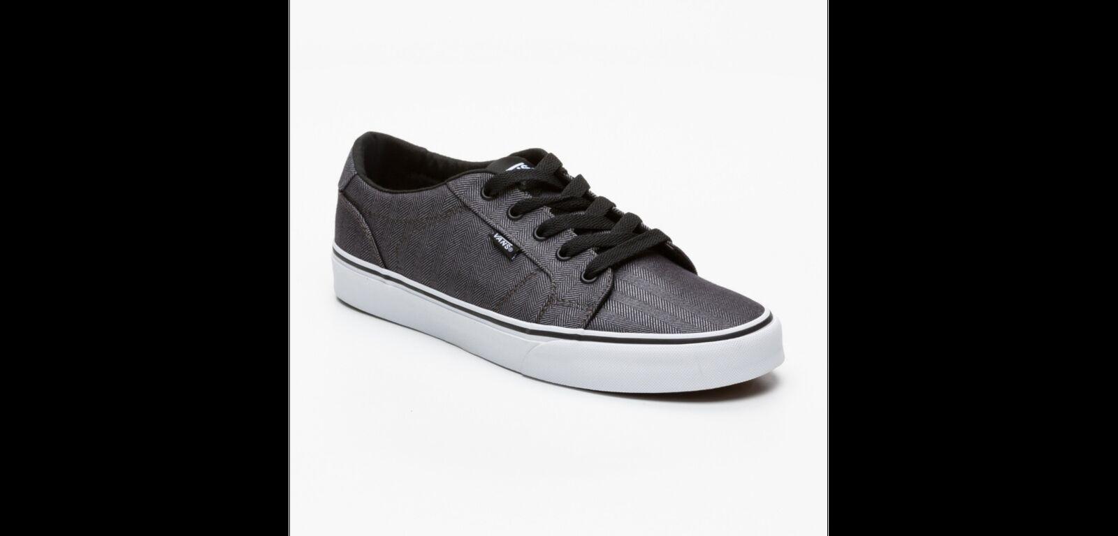 Zapatos gris baskets bishop VANS chevrons gris Zapatos pointure 42 - neuves 603d24