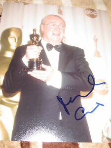 MICHAEL-CAINE-SIGNED-AUTOGRAPH-8x10-OSCARS-TROPHY-PROMO-BATMAN-DARK-KNIGHT-COA-G