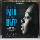 The Pain Goes Deep: More Deep Soul Gems by Various Artists (CD, Dec-2011, Backbeats (Record Label))