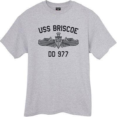 US USN Navy USS Peterson DD-969 Destroyer T-Shirt