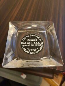 Vintage-Reno-039-s-Palace-Club-Ashtray-HTF