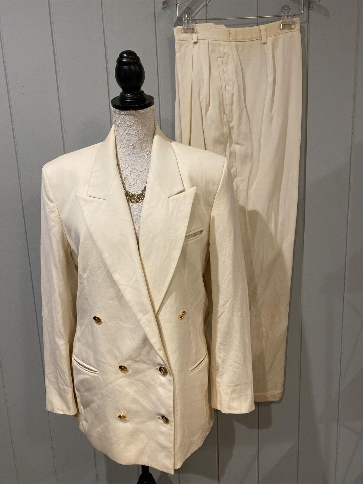 Kupit Austin Reed Womens Ivory Wool Suit Blazer Jacket Na Aukcion Iz Ameriki S Dostavkoj V Rossiyu Ukrainu Kazahstan
