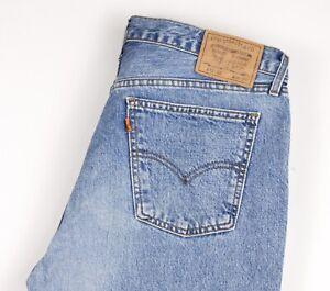 Levi's Strauss & Co Herren 615 02 Vintage Orange Label Jeans Grösse W38 L30