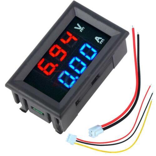 Geekcreit® Mini Digital Voltmeter Ammeter DC 100V 10A Voltmeter Current Meter