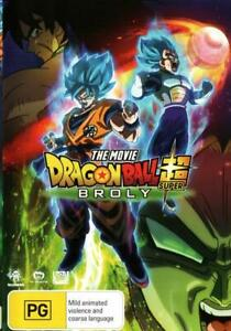 Dragon-Ball-Super-The-Movie-Broly-DVD-NEW-amp-SEALED
