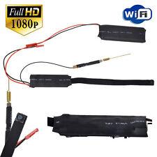 Mini HD 1080P Spy Module Hidden IP Security Cameras WiFi Remote Monitor Cam DVR