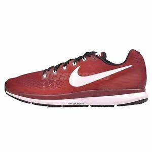 Air Zoom Calzado Hombre 34 Pegasus Running Nike 887009 602 Team Tb Red RHdqqw