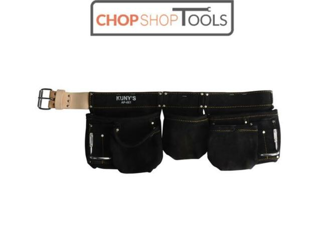 Kuny's KUNAP661 AP-661 Split Grain Water Repellent Tool Belt