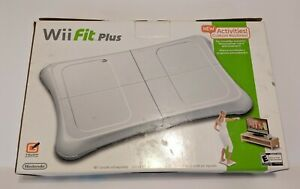 Nintendo-Wii-Fit-Balance-Board-Wii-2008-No-Game-Disc-Replacement-in-Box