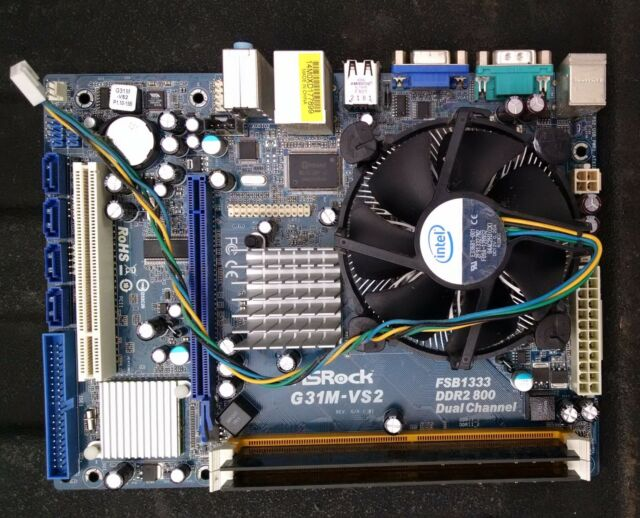 ASROCK G31M-VS2 CHIPSET DRIVER FOR WINDOWS 10