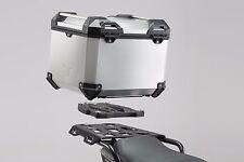 Topcase TRAX ADV. Gris 38 L Sw-Motech Suzuki DL650 (11-) / V-Strom 650 XT (15-)