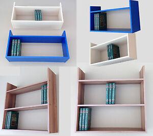 wandregal b cherregal kinderregal regal mod r463 blau. Black Bedroom Furniture Sets. Home Design Ideas
